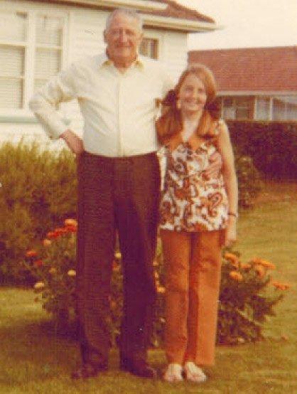 Bernadette and Grandfather